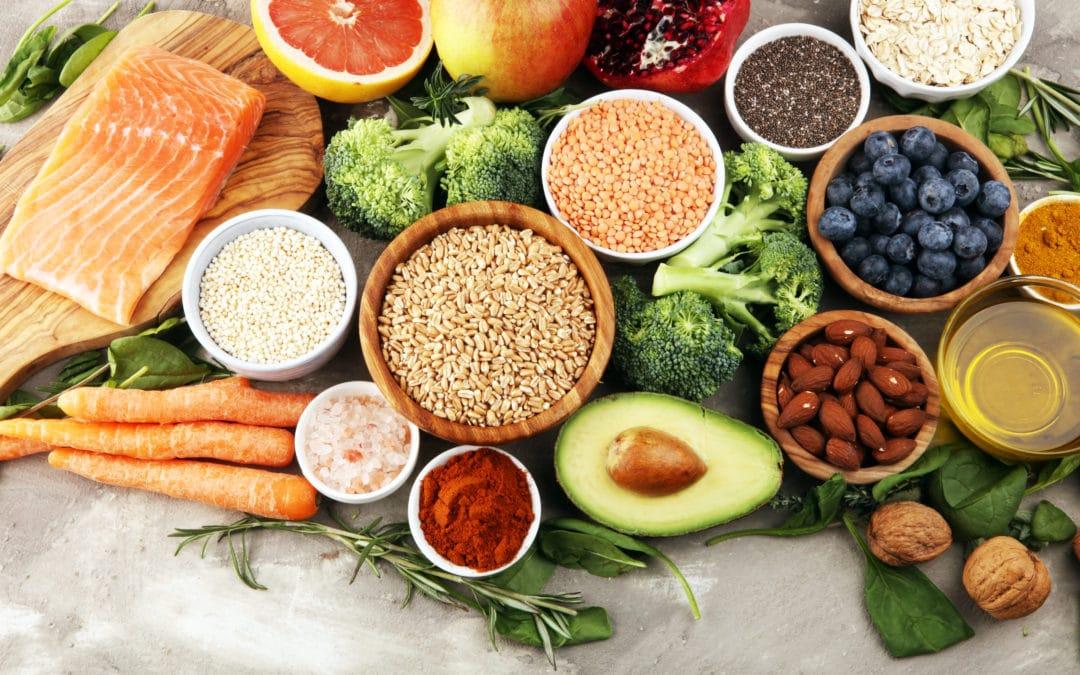 Kolesterolsænkende kost